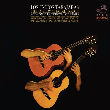 Los Indios Tabajaras - Their Very Special Touch (1967/2017) [FLAC]