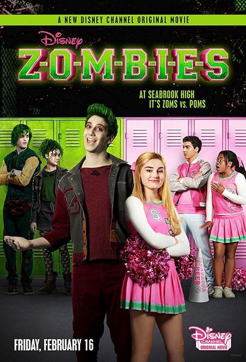 Zombi / Zombies (2018) PLDUB.WEB-DL.XviD-GR4PE / Dubbing PL