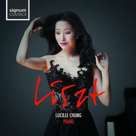 Lucille Chung - Liszt (2018) [FLAC]