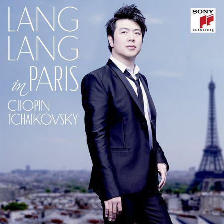 Lang Lang - Chopin, Tchaikovsky: In Paris (2015) [FLAC]