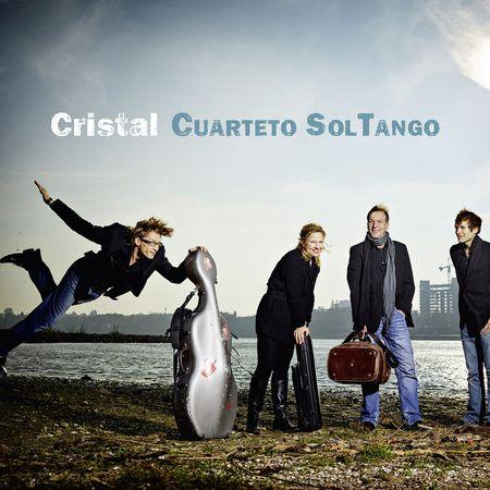 Cuarteto Soltango - Cristal (2015) [FLAC]