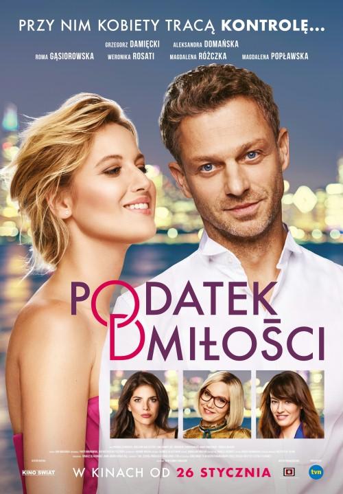 Podatek od miłości (2018) PL.HQ.DVDRip.XviD.AC3-OzW | Film Polski