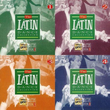 VA - The Latin Dance Collection (1996) [FLAC]