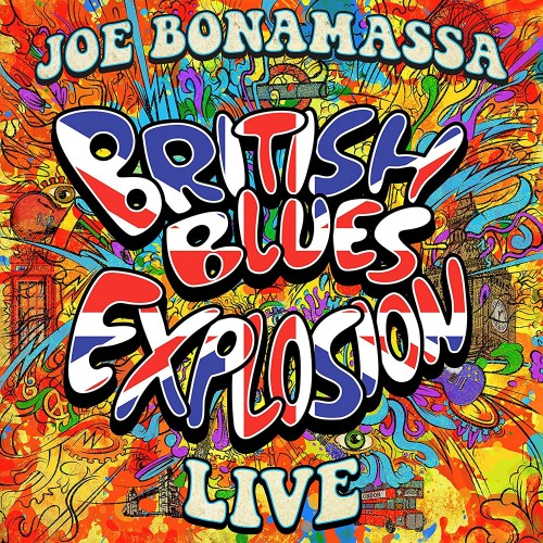 Joe Bonamassa - British Blues Explosion Live (2018) [Blu-ray 1080p]