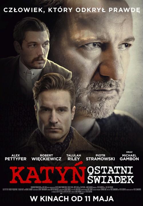 Katyń - Ostatni świadek / The Last Witness (2018)  PL.480p.BRRip.Xvid.AC3-MORS / Lektor PL