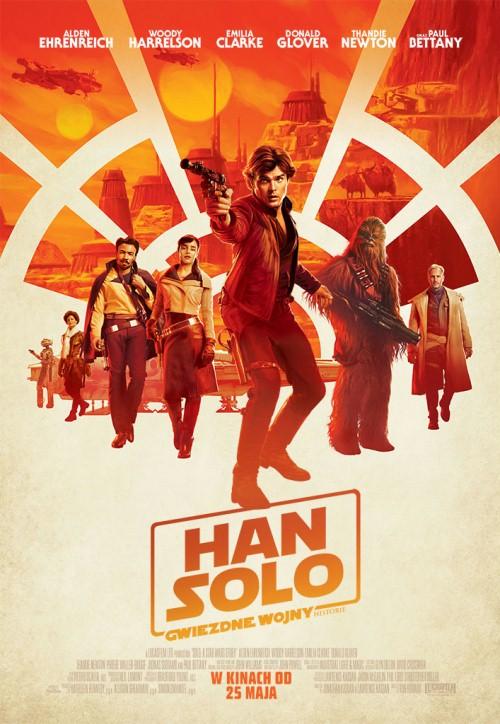 Han Solo: Gwiezdne wojny - historie / Solo: A Star Wars Story (2018) PL.BDRip.XviD-KiT / Lektor PL