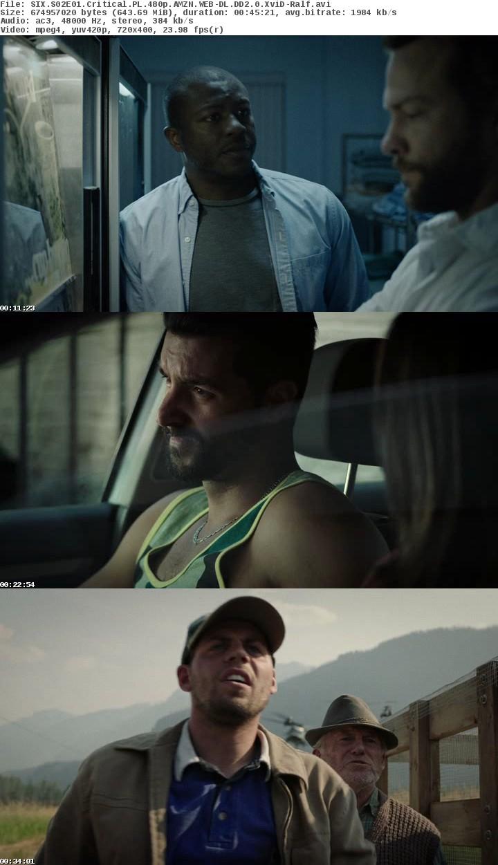 Six {Sezon 02} (2018)
