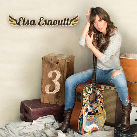 Elsa Esnoult - 3 (2018) [FLAC]