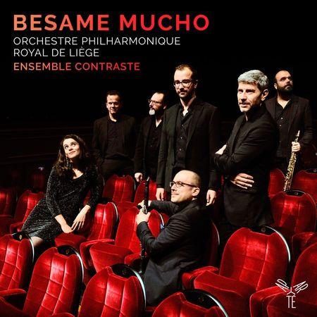 Ensemble Contraste - Besame Mucho (2017) [FLAC]