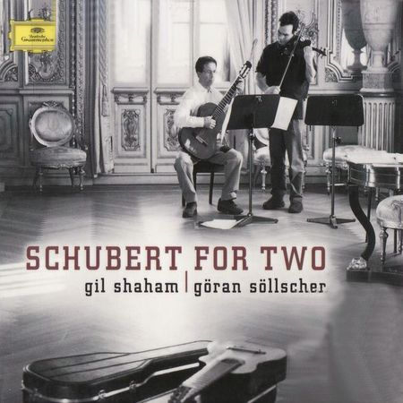 Gil Shaham, Goran Sollscher - Schubert for Two (2002) [FLAC]