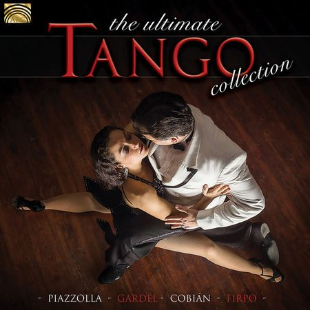 VA - The Ultimate Tango Collection (2018) [FLAC]