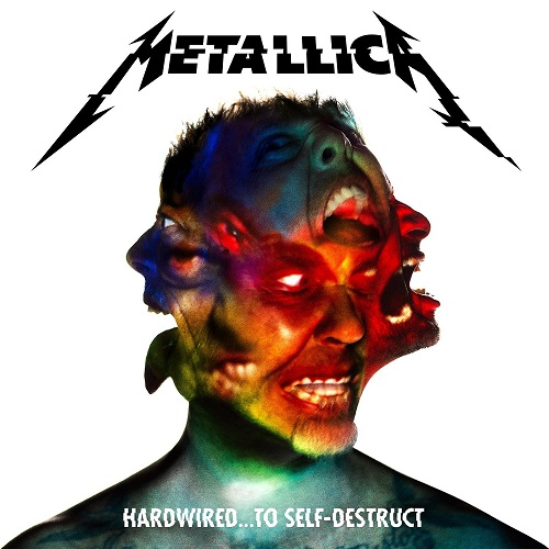 Metallica - Hardwired... to Self-Destruct (Deluxe) (2016) [FLAC]