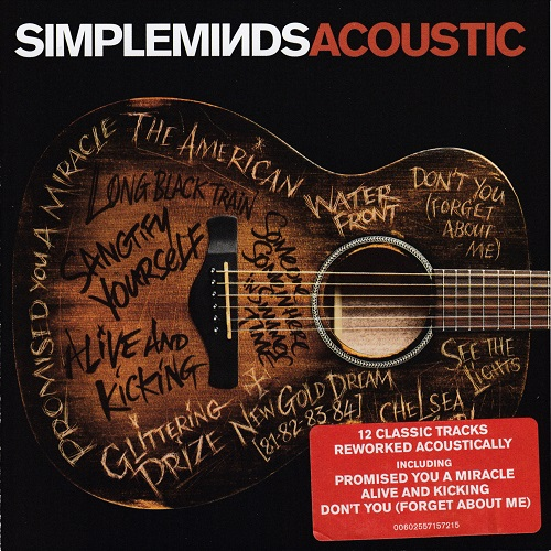 Simple Minds - Acoustic (2016) [FLAC]