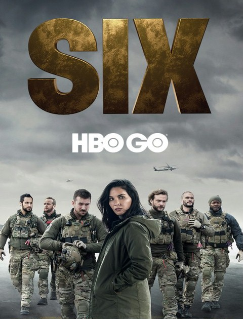 SiX {Sezon 2} (2018) PL.480p.AMZN.WEB-DL.XviD.AC3-H3Q / Lektor PL