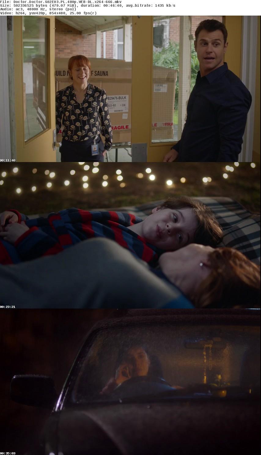 Facet od serca / Doctor Doctor (2017) Sezon 2