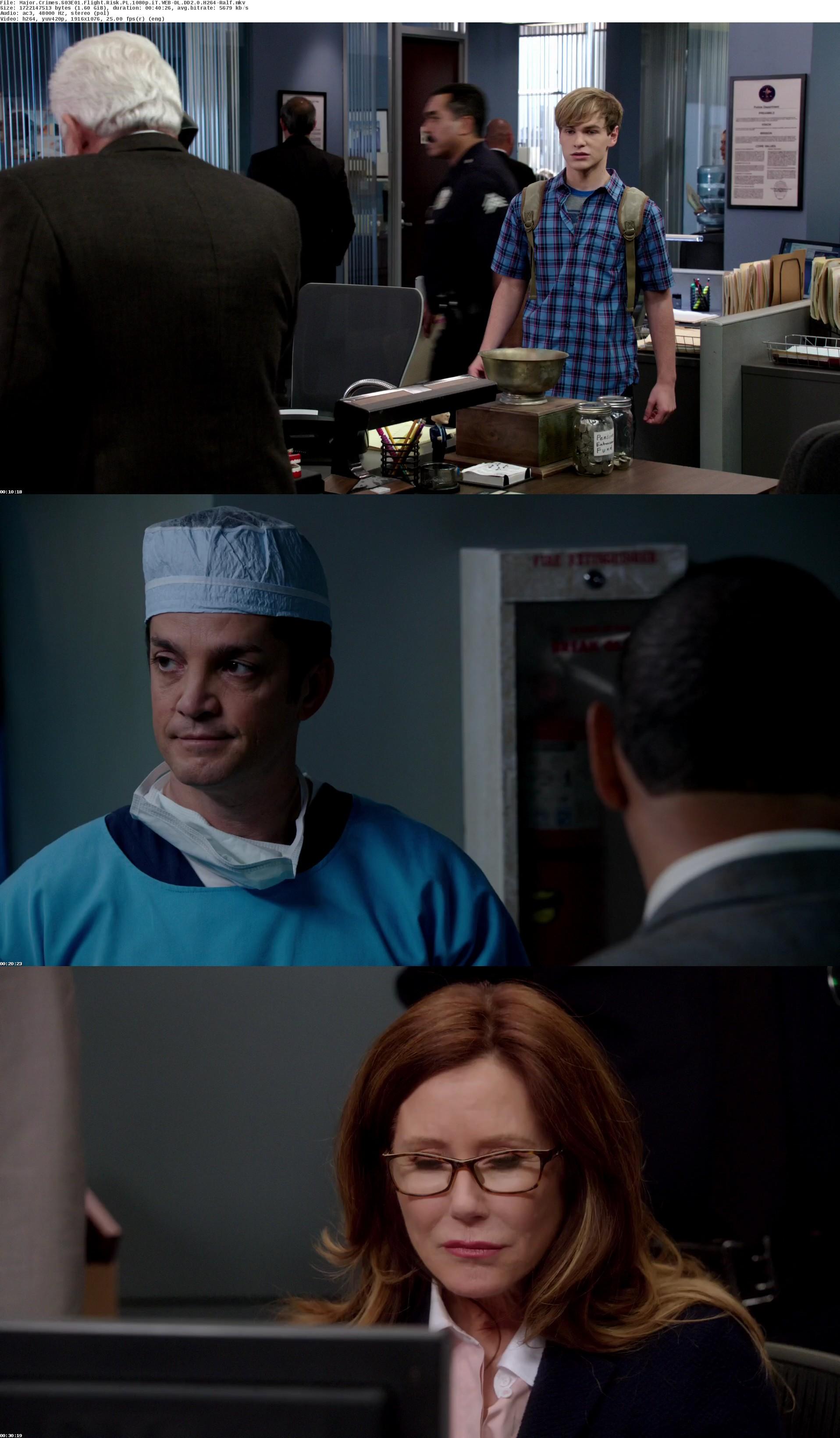Major Crimes sezon 3 (2014)