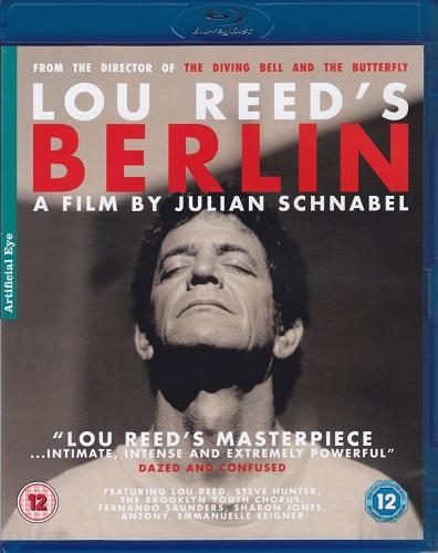 Lou Reed - Lou Reed's Berlin (2007) [Blu-ray 1080p]