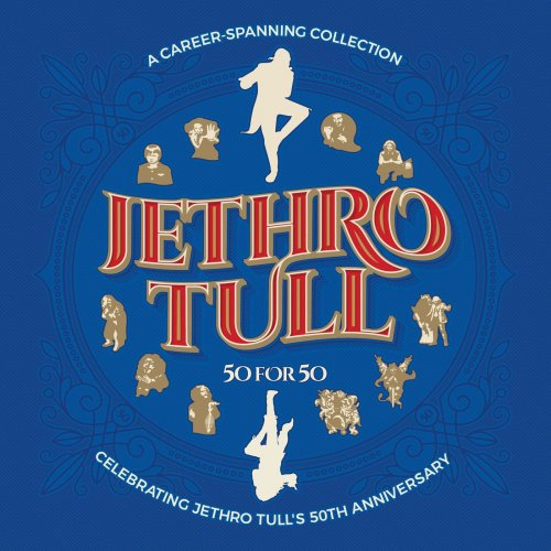 Jethro Tull - 50 For 50 (2018) [FLAC]