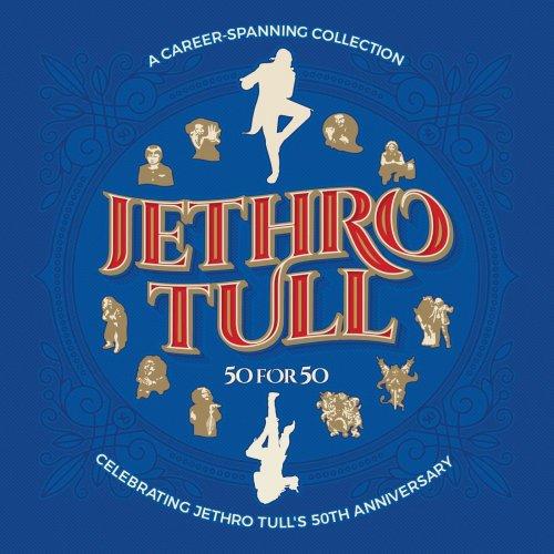Jethro Tull - 50 For 50 (2018) [MP3]