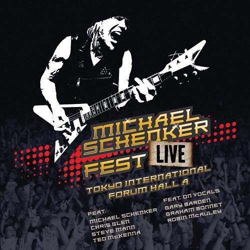 Michael Schenker Fest - Live (Tokyo International Forum Hall A) (2017) [MP3]