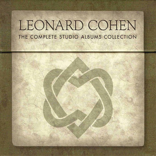 Leonard Cohen - The Complete Studio Albums Collection (2011) [MP3]