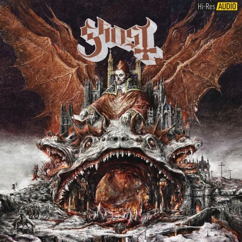 Ghost - Prequelle (Deluxe Edition) (2018) [FLAC 44,1 kHz/24 Bit]