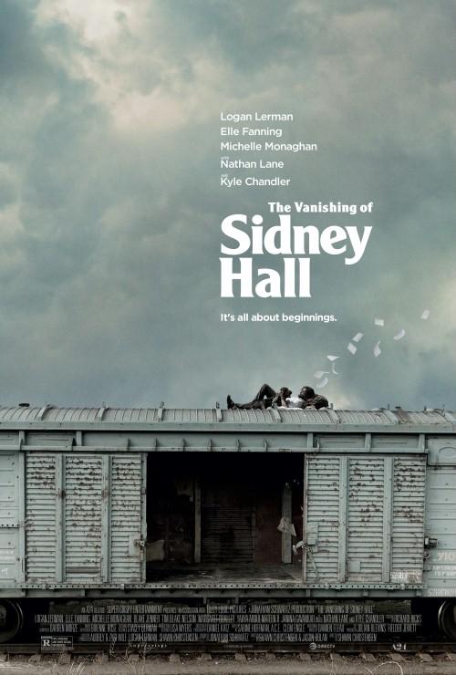 Zniknięcie Sidneya Halla / The Vanishing of Sidney Hall (2017) PL.PAL.DVDR-LLA / LEKTOR PL