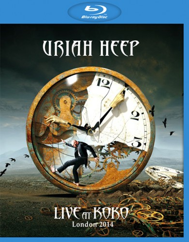 Uriah Heep - Live at Koko (2014) [Blu-ray 1080i]