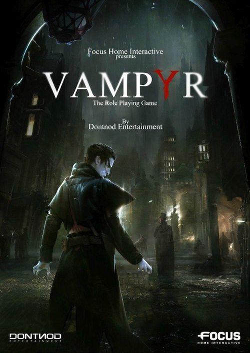Vampyr + Network Fix (2018)