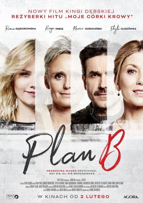 Plan B (2018) PL.DVDRip.XviD-KiT / Film polski