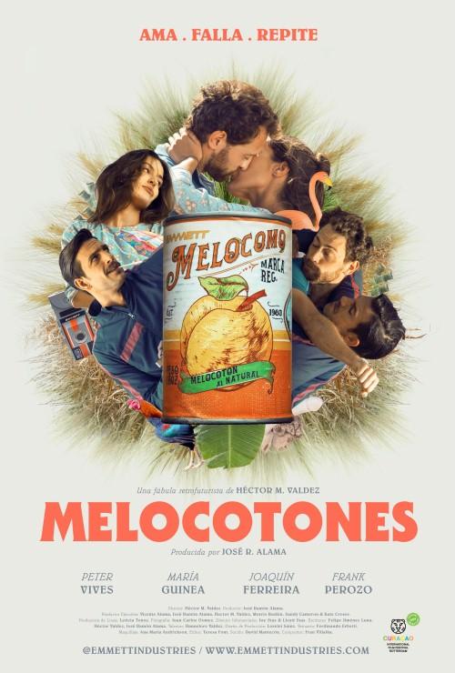 Brzoskwinie / Melocotones (2017) PL.HDTV.XviD-DiDi / Lektor PL