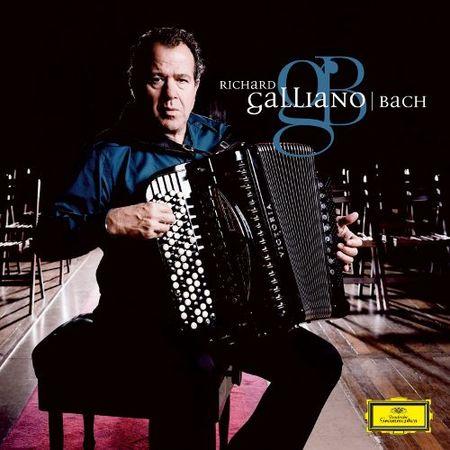 Richard Galliano - Bach (2010) [FLAC]
