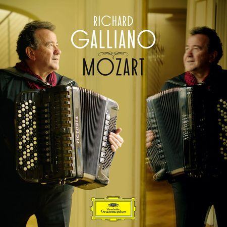 Richard Galliano - Mozart (2016) [FLAC]