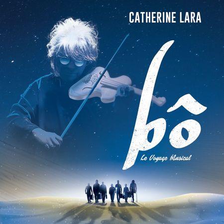 Catherine Lara - Bo, Le Voyage Musical (2018) [FLAC]
