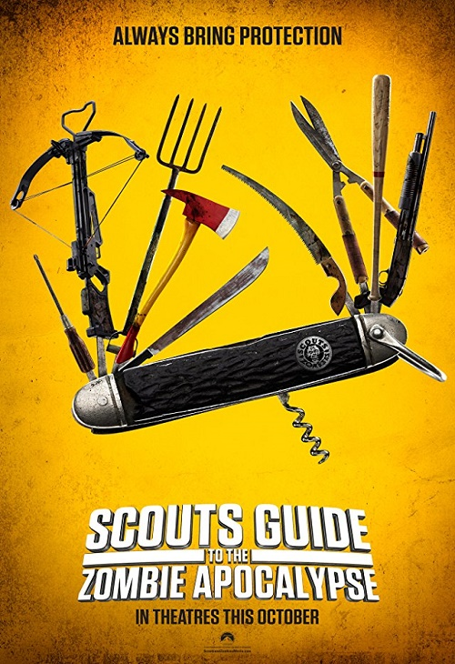 Łowcy zombie / Scouts Guide to the Zombie Apocalypse (2015) PL.480p.BRRip.XViD.AC3-SLiSU   Lektor PL