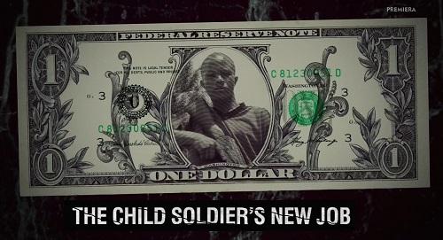 Dzieci żołnierze - nowa wojna / The Child Soldier's New Job (2017) PL.1080i.HDTV.h264-HcI | Lektor PL