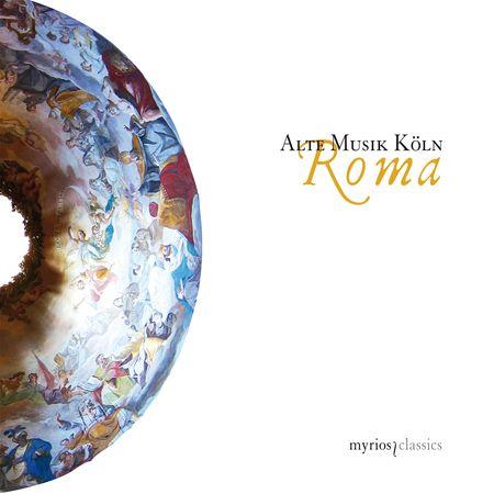 Alte Musik Koln - Roma (2009) [APE]