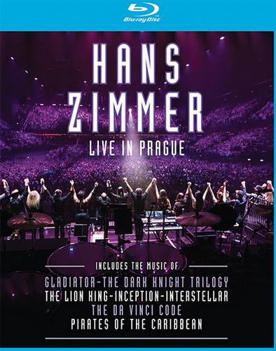 Hans Zimmer - Live in Prague (2017) [Blu-ray 1080p]