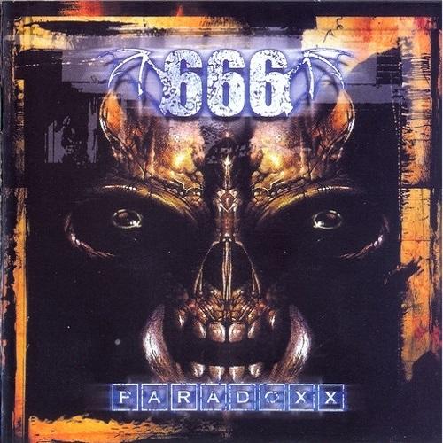 666 - Paradoxx (1998) [FLAC]