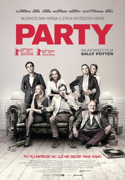 The Party (2017) PL.SUBBED.720p.BRRip.XViD.AC3-MORS | NAPISY PL  ~2 GB