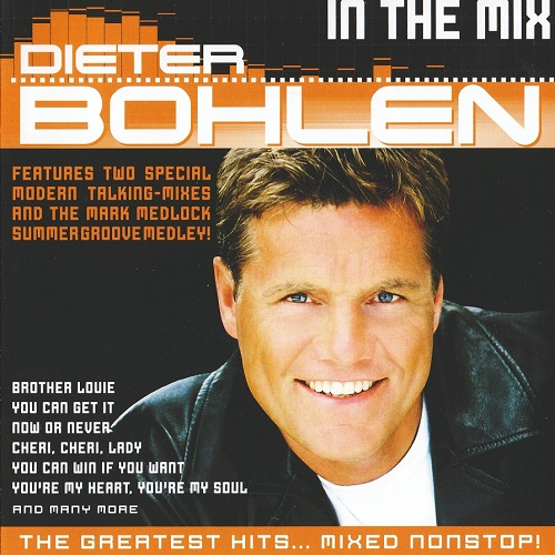 Dieter Bohlen - In The Mix (2008) [FLAC]