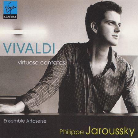 Philippe Jaroussky - Vivaldi: Virtuoso Cantatas (2005) [FLAC]