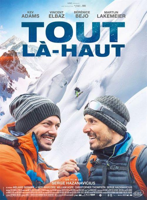 Z najwyższego szczytu / Tout la-haut (2017)