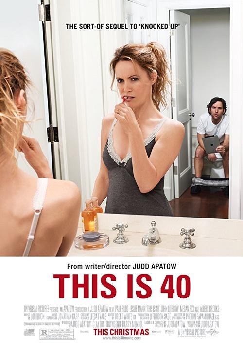 40 lat minęło / This is 40 (2012) THEATRiCAL.CUT.PL.720p.BDRip.XviD.AC3-ELiTE   Lektor PL