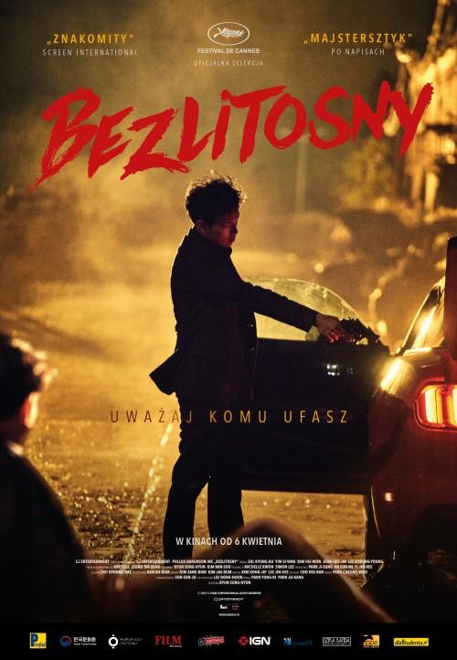 Bezlitosny / The Merciless (2017)  PL.480p.BRRip.Xvid-J / Lektor PL