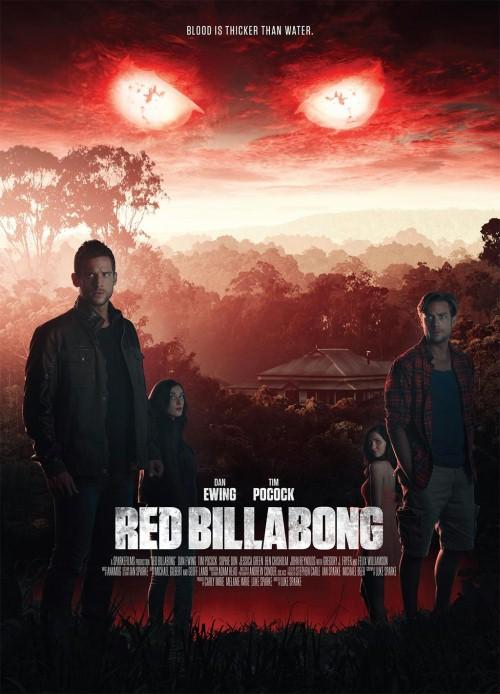 Krwawa Godzilla / Red Billabong (2016)  PL.480p.BRRip.Xvid-J / Lektor PL