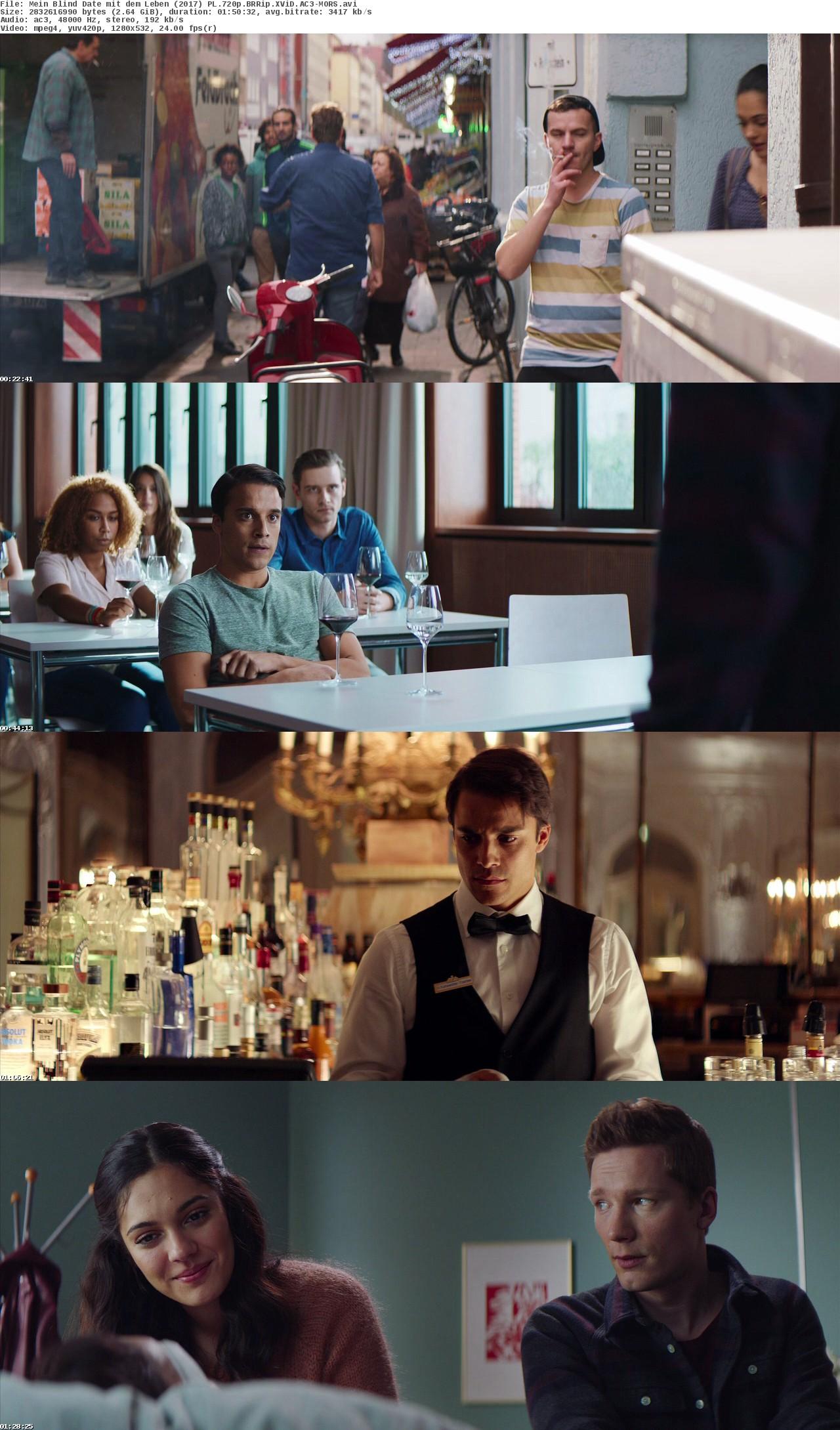 Randka w Ciemno z Życiem / Mein Blind Date mit dem Leben (2017)