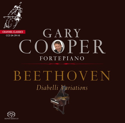 Gary Cooper - Beethoven: Diabelli Variations (2010) [DSD64] DSF