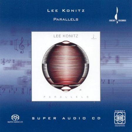 Lee Kontiz - Parallels (2000) [FLAC]