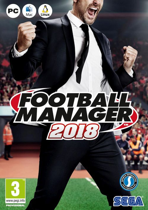 Football Manager 2018 (2017)